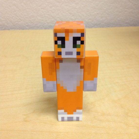 Stampy Cat Stuffed Animal