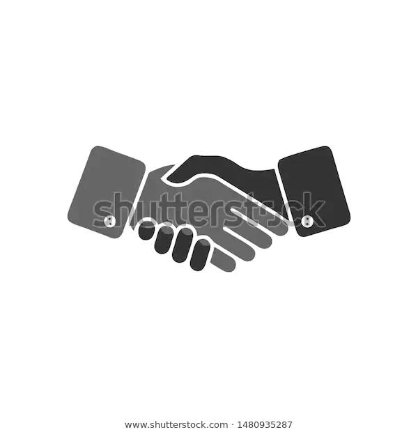 handshake symbol einzelne handschuttelvektorsymbol vektorsymbol fur handschutteln stock vektorgrafik lizenzfrei 1480935287 grafik selbst erstellen vektor herz