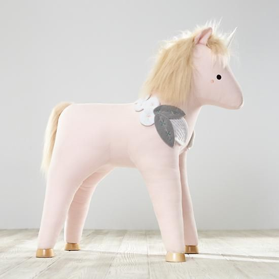 my pet unicorn ride on the land of nod nursery pinterest unicorns nursery and babies. Black Bedroom Furniture Sets. Home Design Ideas