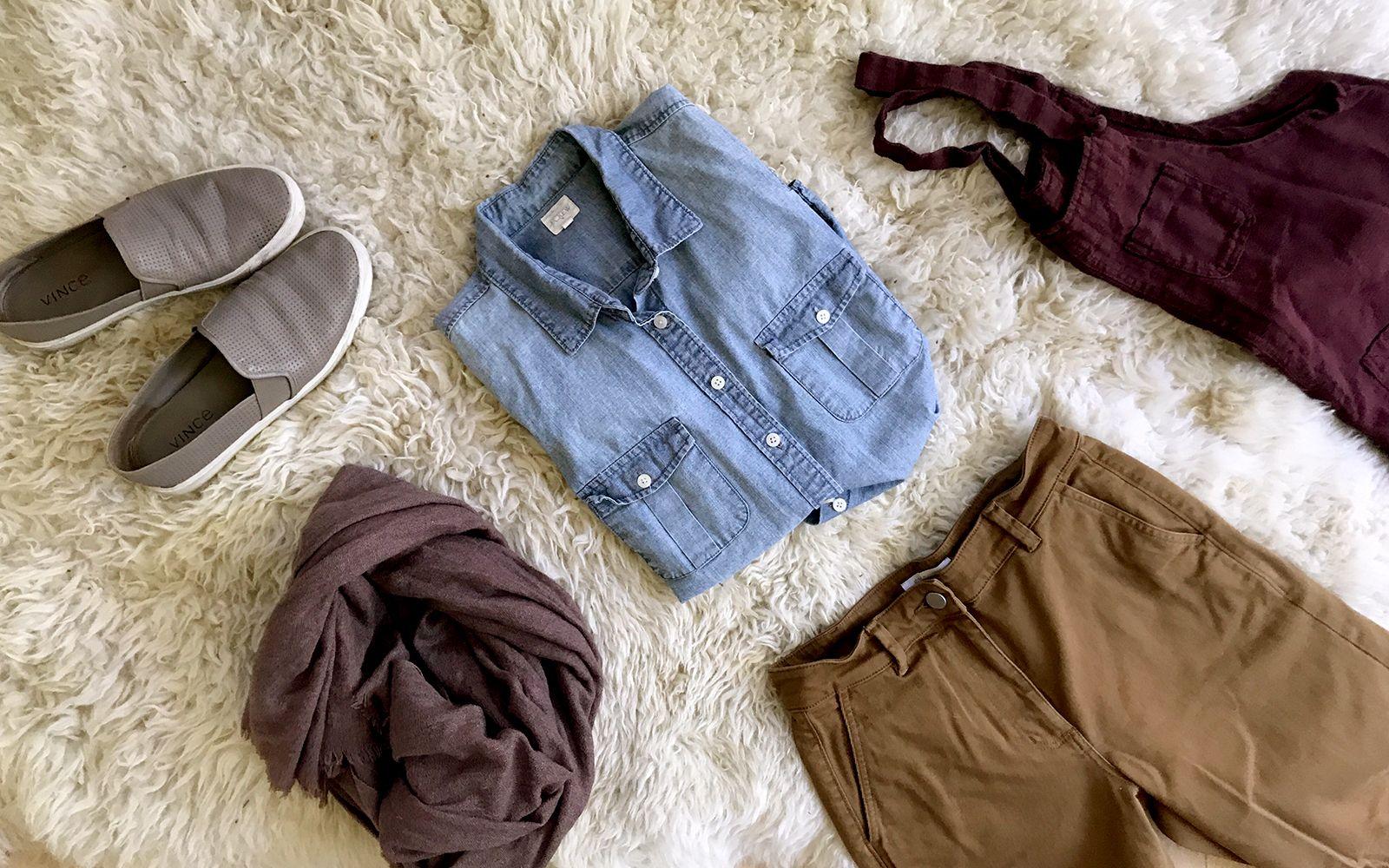 A Seasonal Closet Fall Wardrobe Essentials Fall