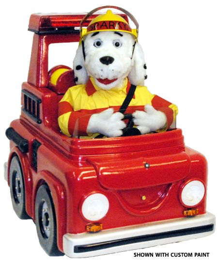 Sparky The Fire Dog This Along With Hazard House Scared Crap