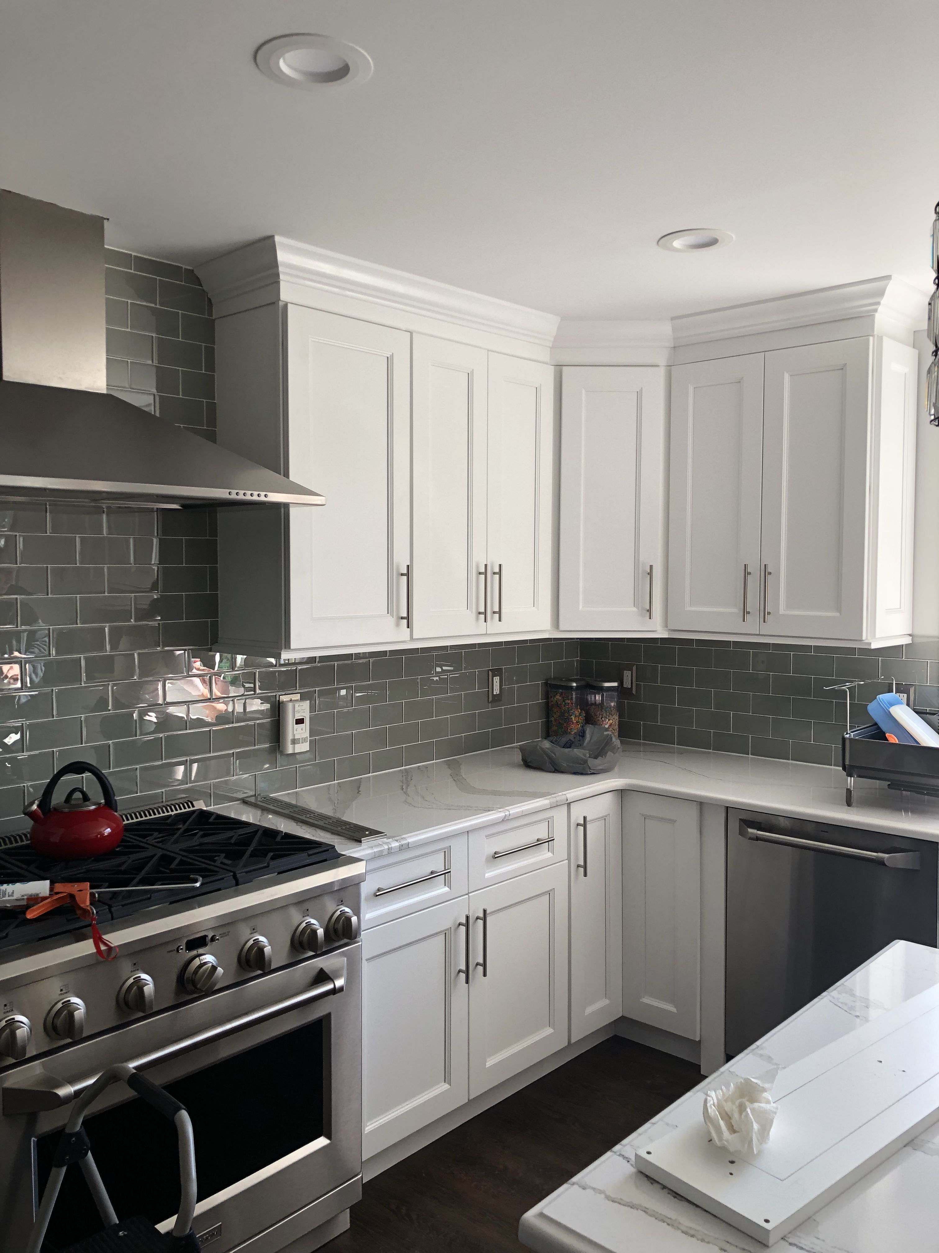 Pin By Bella On Home In 2020 Countertop Remodel Kitchen Cabinet Design Kitchen Redo