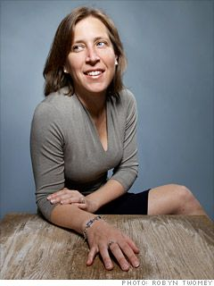 Google's Susan Wojcicki: Where we're heading | Admirations ...