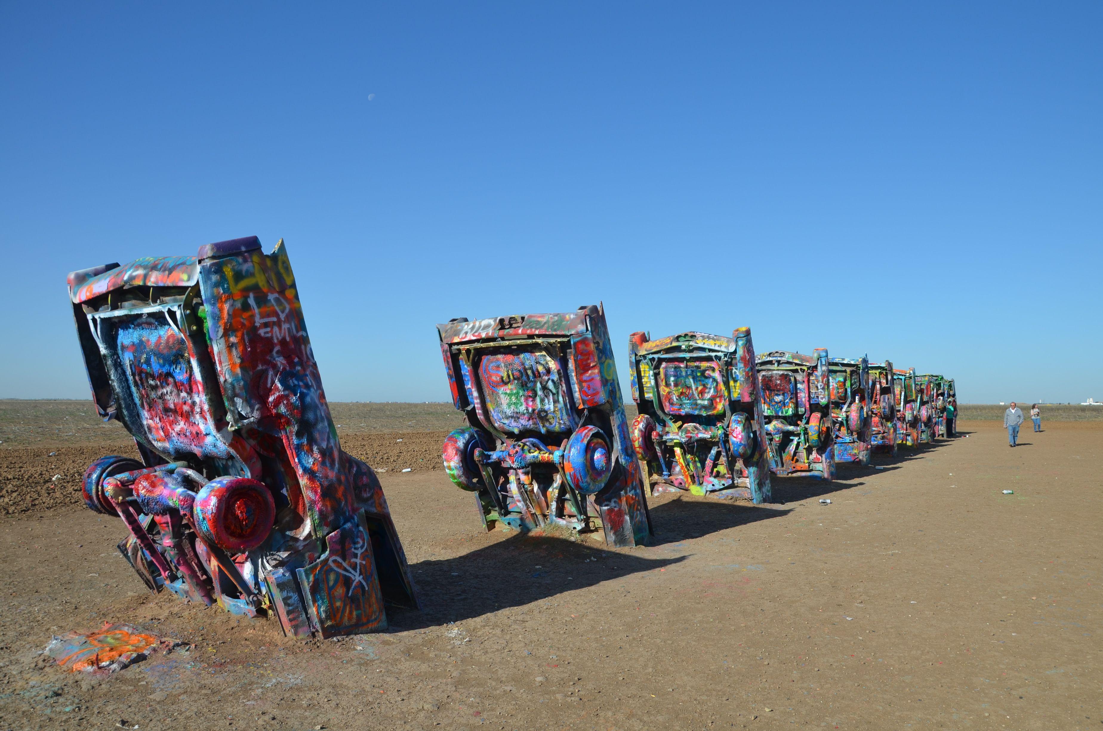 Cadillac Ranch, Amarillo Tx