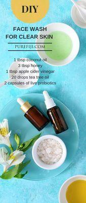 5 DIY ätherische Öle Hautpflege Rezepte für natürliche Schönheit   – Skinca…