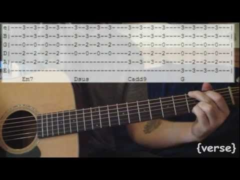 Good Riddance (Time of Your Life) by Green Day - Full Guitar Lesson ...