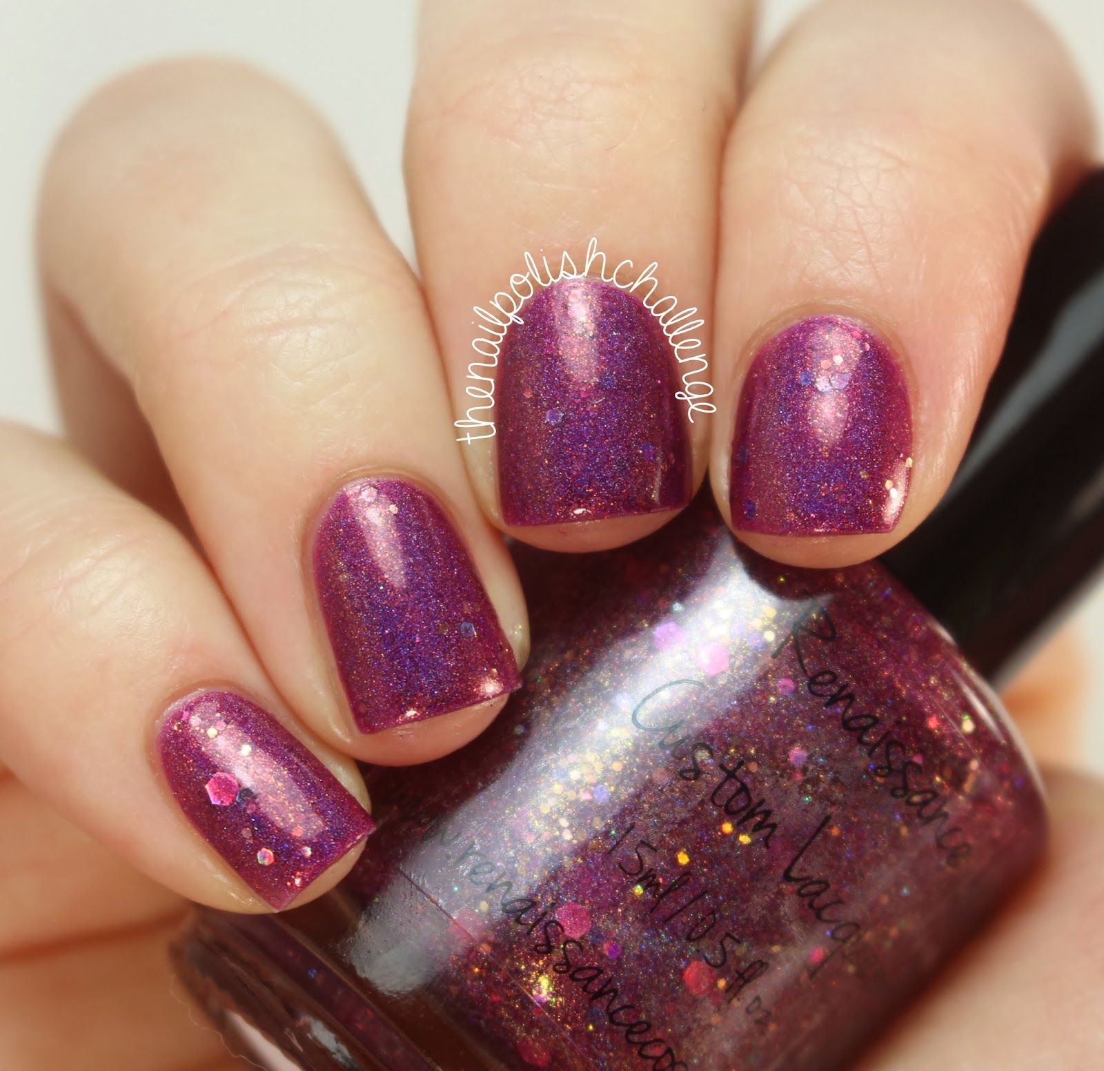the nail polish challenge: Renaissance Custom Lacquer Swatches and ...
