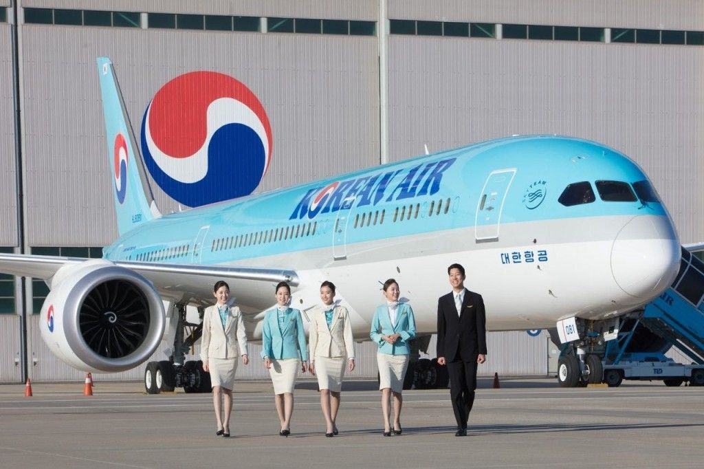 """Korean Air is being ranked as the world's """"Best Economy"""