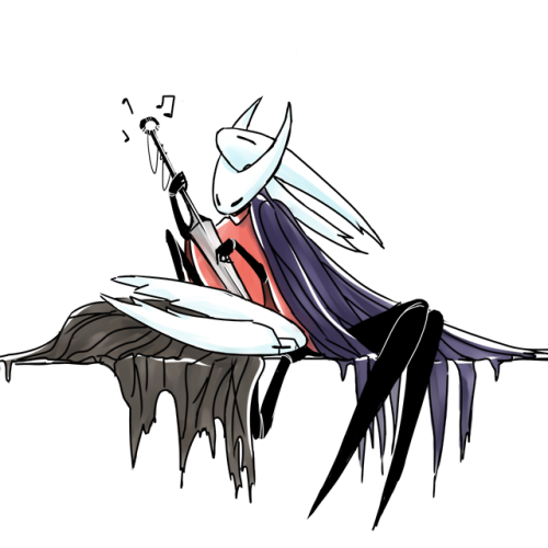 Short Hornet Knight Hollow Art Knight Art
