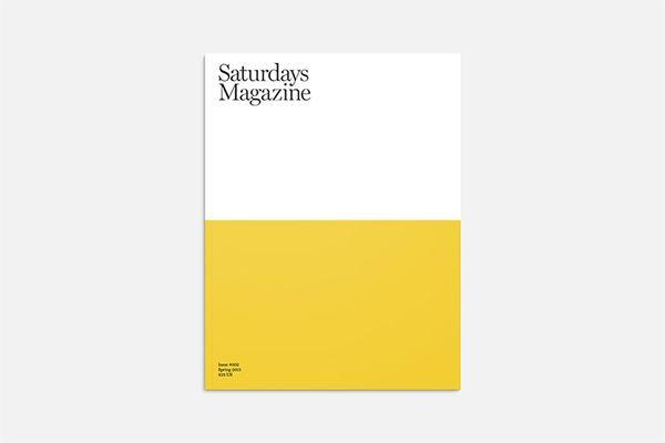 Inside: 'Saturdays Magazine' Issue No 2   Think CONTRA