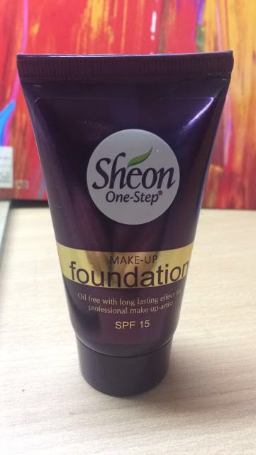 Sheon One Step Makeup Foundation Review Makeup Foundation