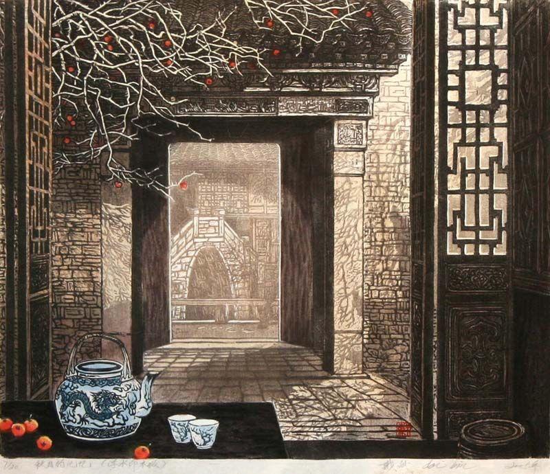 Коллекция картинок: Dai Bin - Натюрморт