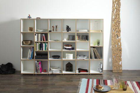 Regalsystem im wohnzimmer furniture thoughts pinterest for Wohnzimmer regalsystem