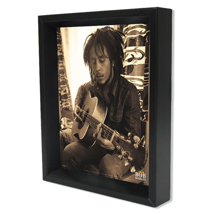 Bob Marley\' Framed Photographic Print | Bob marley and Products