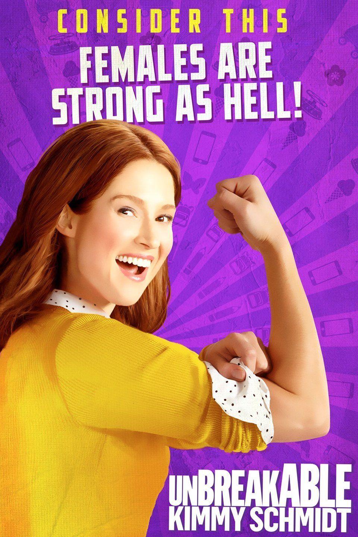 Season 4 Netflix Unbreakable kimmy schmidt, Kimmy