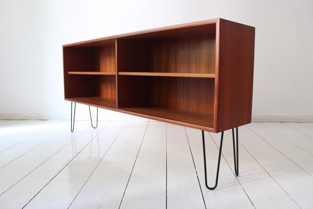 Teak-Sideboard aus den 60er Jahren in sehr gutem Zustand\u003cbr - küchenregal selber bauen