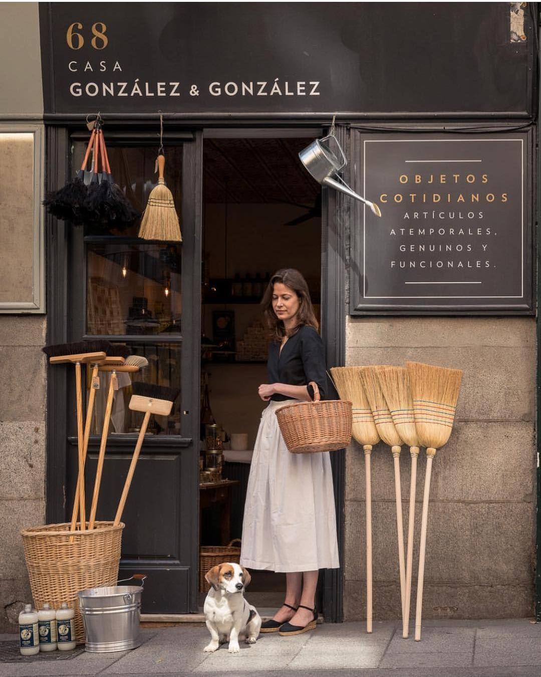 Casa González González Madrid Gonzalezygonzalezstore We Love This Shop That Maria Rosa Javier Have Created Which Specia Tiendas Colores Disenos De Unas