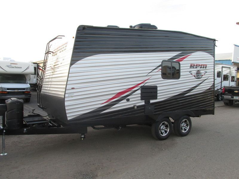 Check Out This 2017 Riverside Trailers Toy Haulers 18fk Rpm