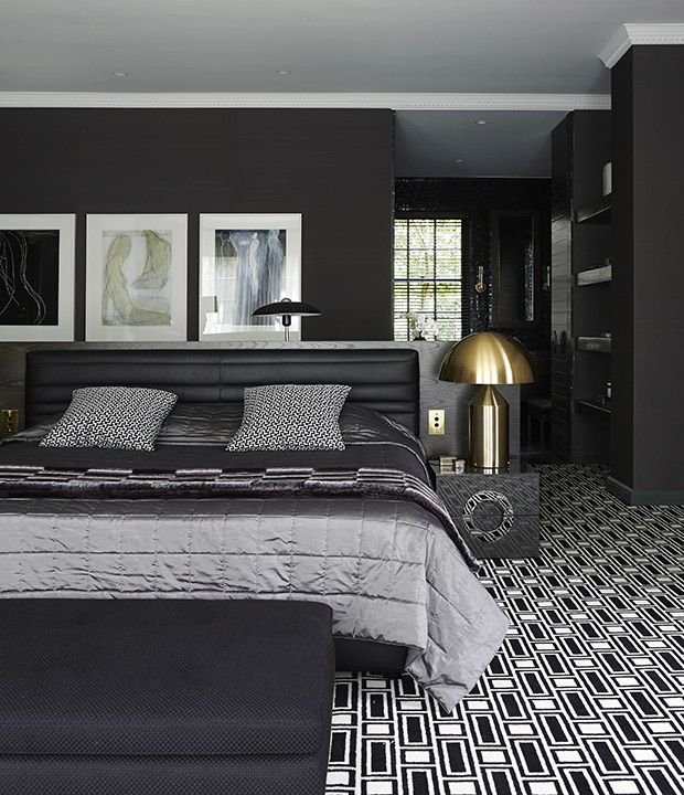 Black And White Are Undoubtedly A Pair For The Ages But Shades Of Grey Also Quite At Home With High Contrast Duo
