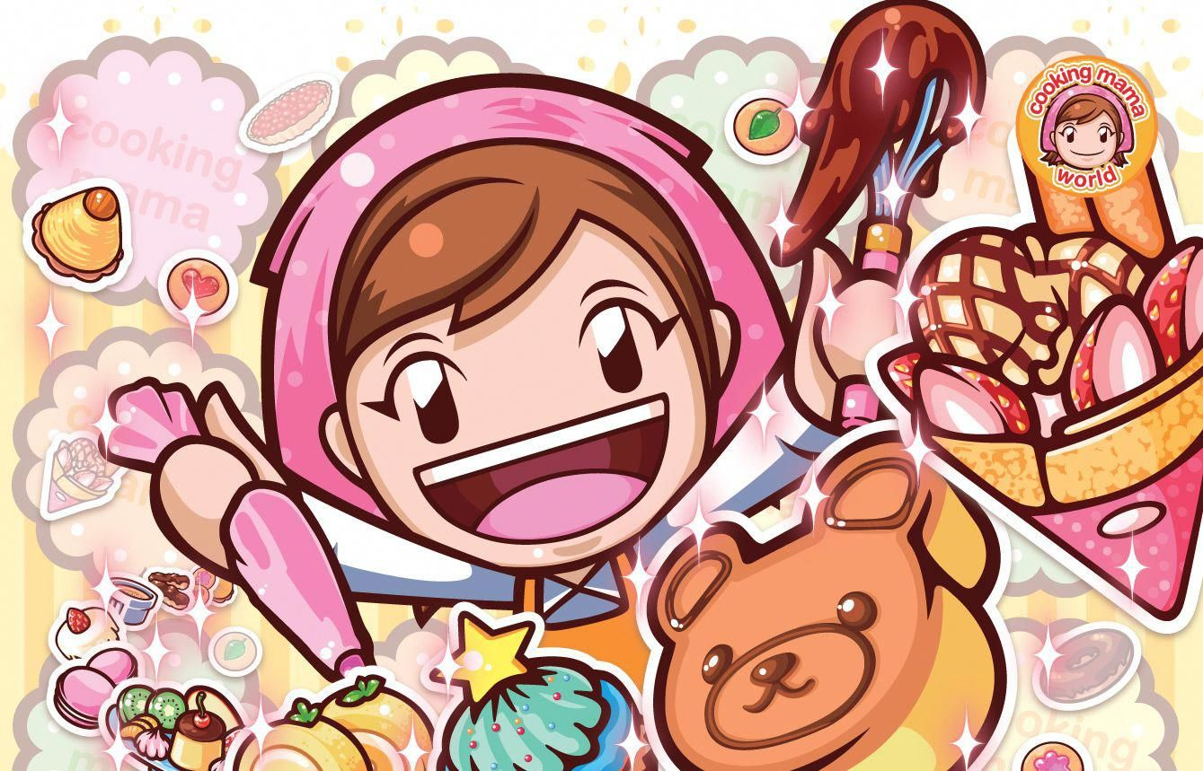 Review Cooking Mama Sweet Shop I still remember the day