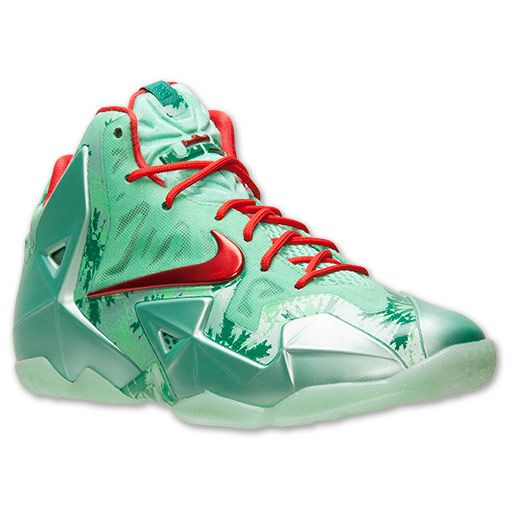 9346c9ef81f2 Boys  Grade School Nike LeBron 11 Basketball Shoes
