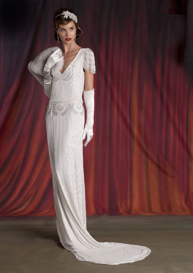The new Eliza Jane Howell collection is the epitome of vintage glamour