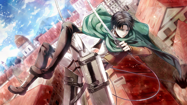 Attack on Titans Wallpapers, Anime Aot, Levi Ackerman, Mikasa Ackerman, Eren Yeager, Armin Arlert Prints Digital Download Posters