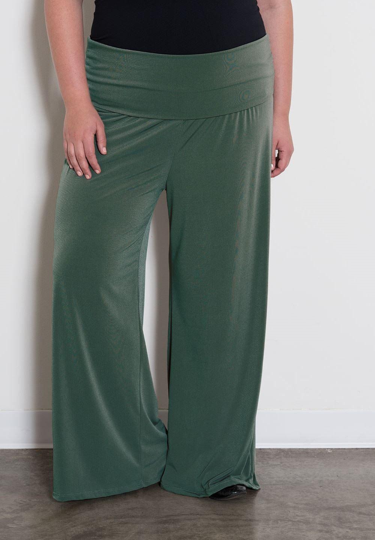 Plus size perfect palazzo pants fashion pinterest palazzo