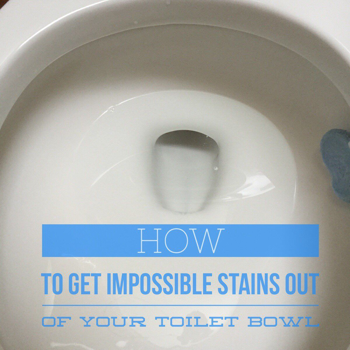Motivation Monday Trick To Removing Stubborn Toilet