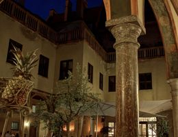 An amazing place - Damenhof, Augsburg, Germany