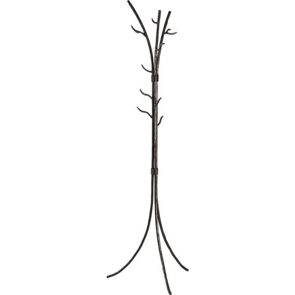 office coat tree. Twig Coat Tree-Rack In Office Accessories | Crate And Barrel Tree C