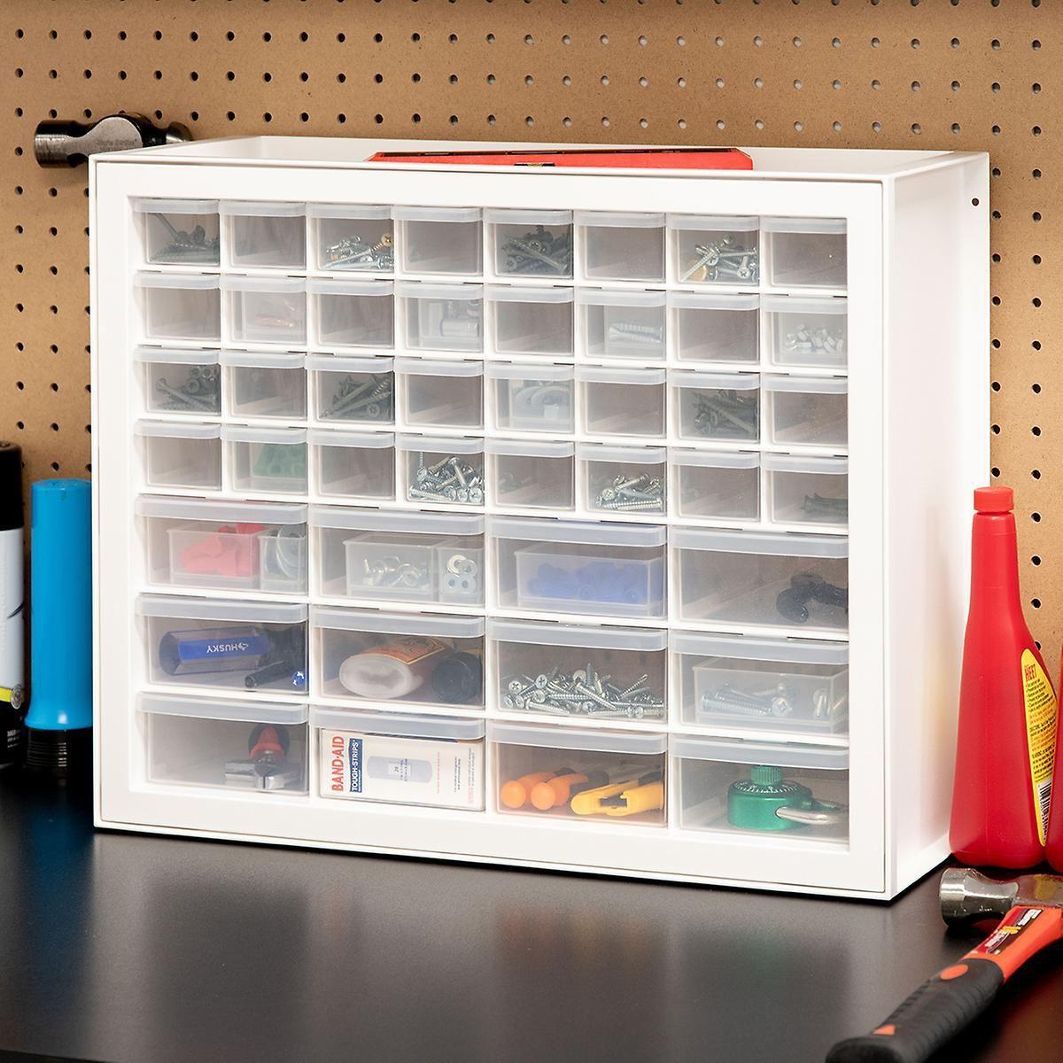 44 Drawer Craft Cabinet In 2020 Office Supplies Design Craft Cabinet Drawer Storage Unit