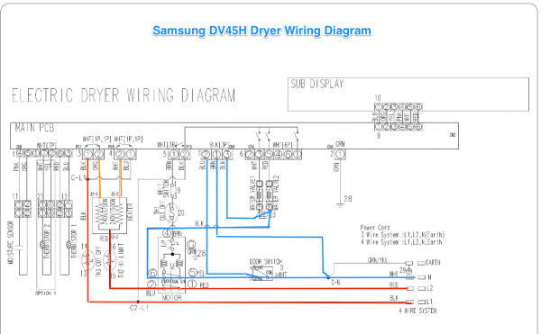 Samsung Dryer Wiring Diagram | Diagram | Kenmore dryer ... on kenmore dryer repair manual, kenmore clothes dryer diagram, kenmore elite diagram, ge dryer diagram, refrigerator wiring diagram, dryer wire diagram, whirlpool electric dryer diagram, whirlpool dryer fuse diagram, electric dryer connection diagram, kenmore elite dryer heating element location, kenmore dryer heating element diagram, amana dryer heating element diagram, hotpoint electric dryer parts diagram, kenmore dryer door switch diagram, whirlpool oven wiring diagram, kenmore dryer model 110, kenmore dryer schematics, kenmore 110 dryer no heat, kenmore model 110 schematic, kenmore dryer repair diagram,