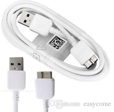 2 Pin Phone Cable Micro Usb 3.0 Data Sync 1m Charging Charger Data Cable Cord Power Bank Chargers Usb Cables For Samsung Galaxy Note 3 Note3 Direct Burial Phone Cable