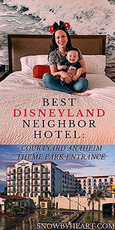 Photo of Best Hotel Walking Distance To Disneyland