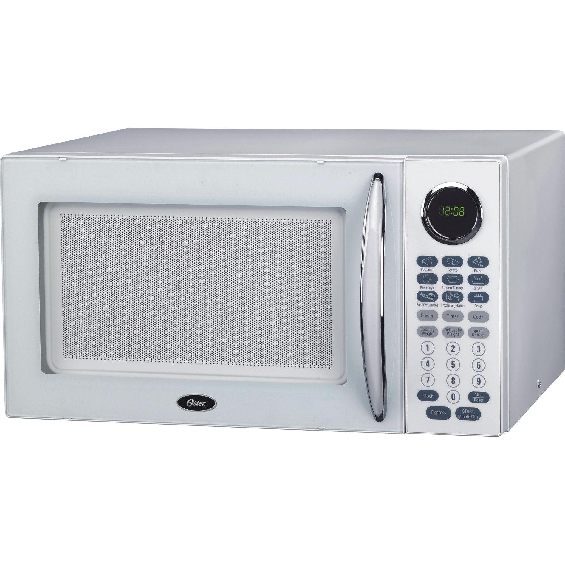 Oster 1 1 Cu Ft 1000w Countertop Microwave Digital Microwave