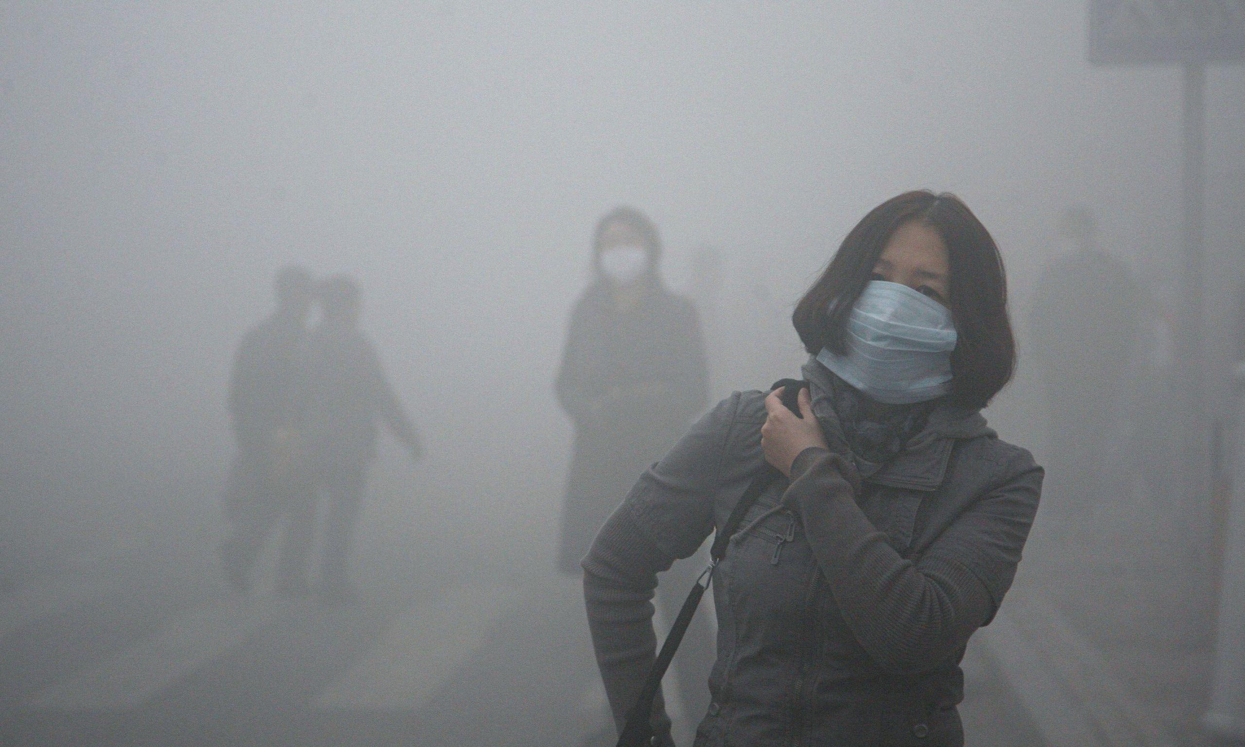 beijing people smog Dystopian film cities Pinterest