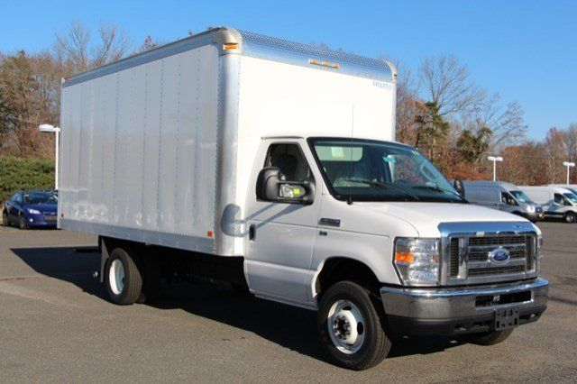 Cube Van Flatbed Trailer Trailers For Sale Big Rig Trucks