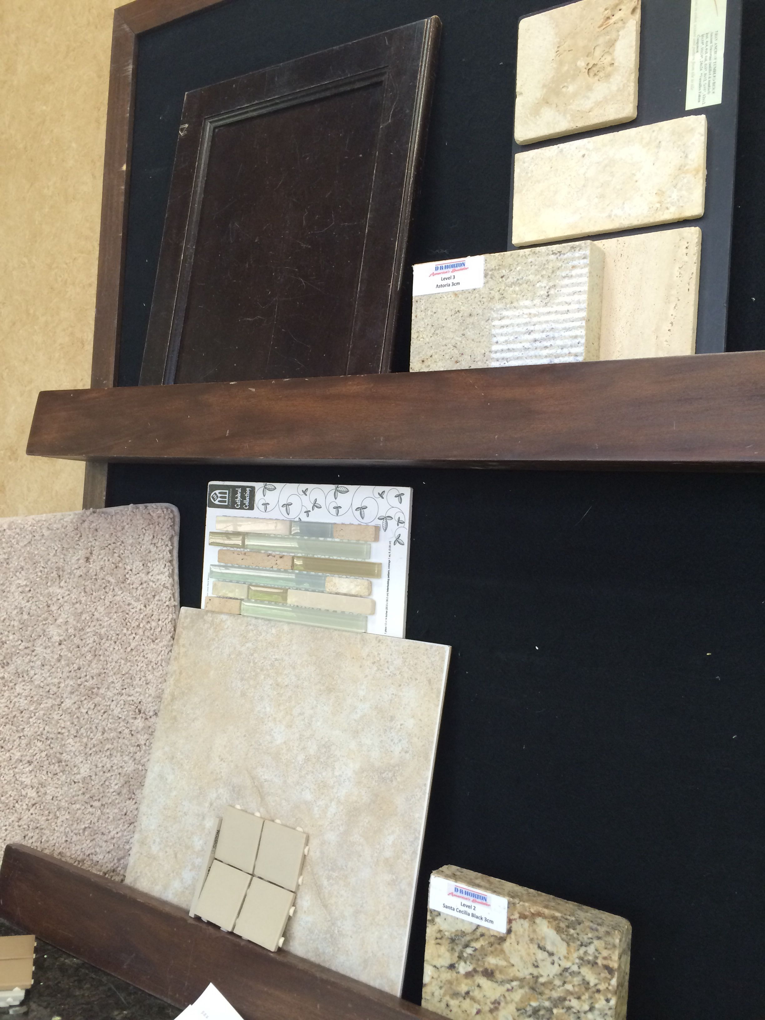 Color Palette For New Home Dr Horton Twilight Cabinets Emser Beige Tile Astoria Granite