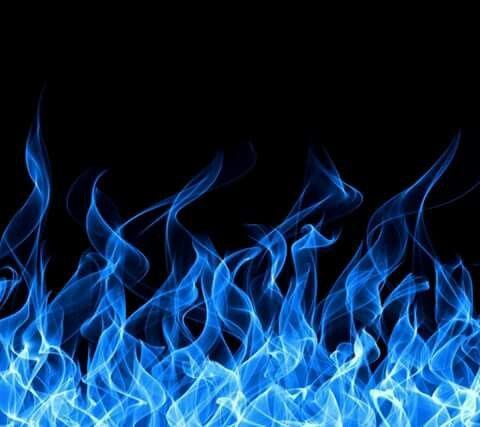 Blue Flames Fotos Azules Imagenes Asombrosas Estetica Azul