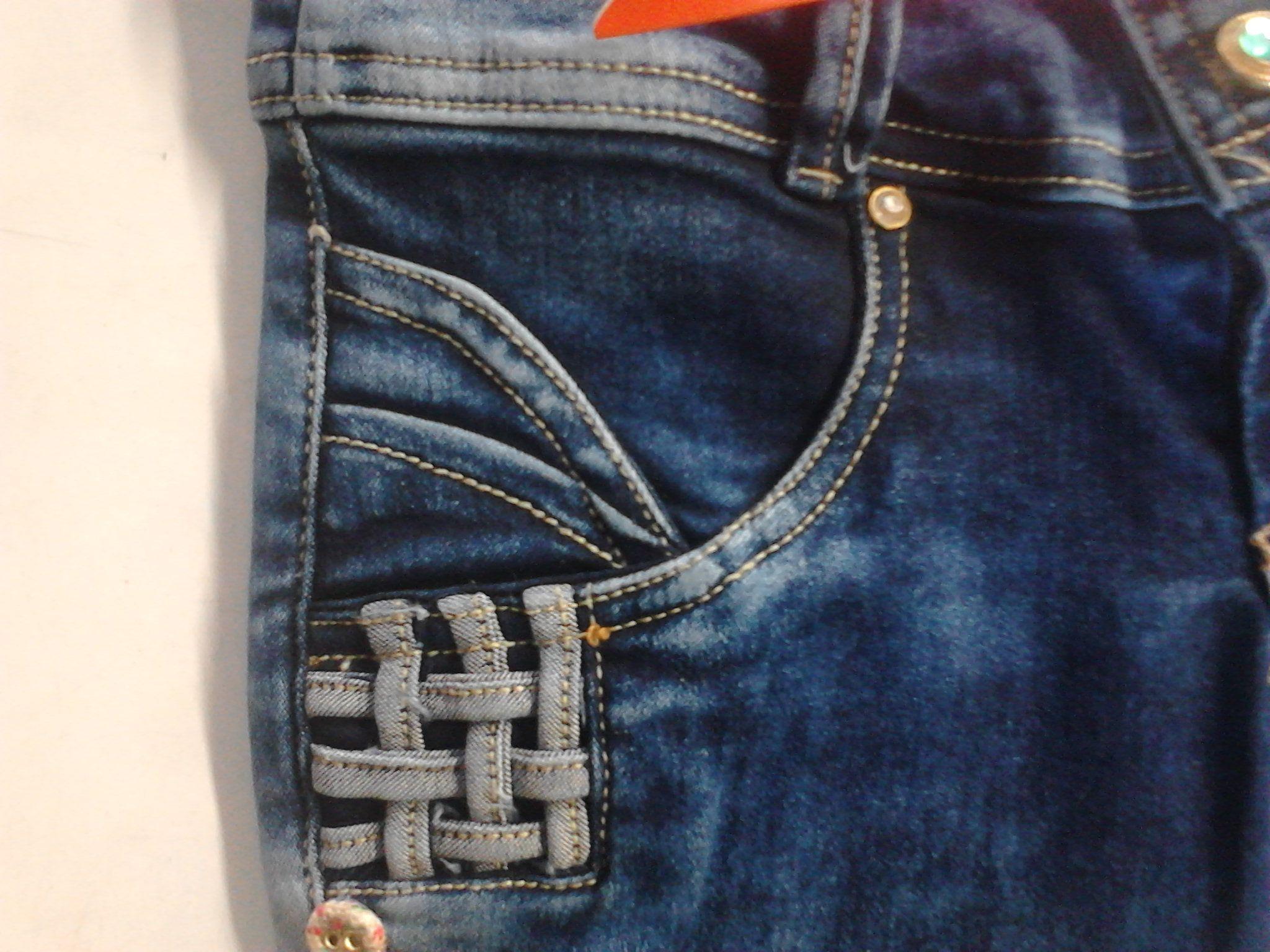 diseño de #pantalon jeans #modazeus pretina anatomica, y tiras en contraste en reboque bolsillo