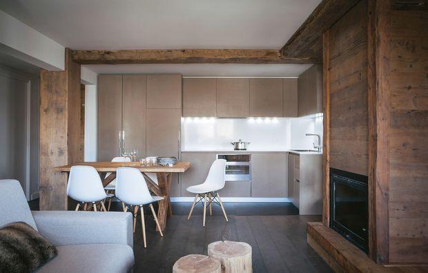 Case di montagna soluzioni e idee per una mini casa for Idee arredamento case piccole