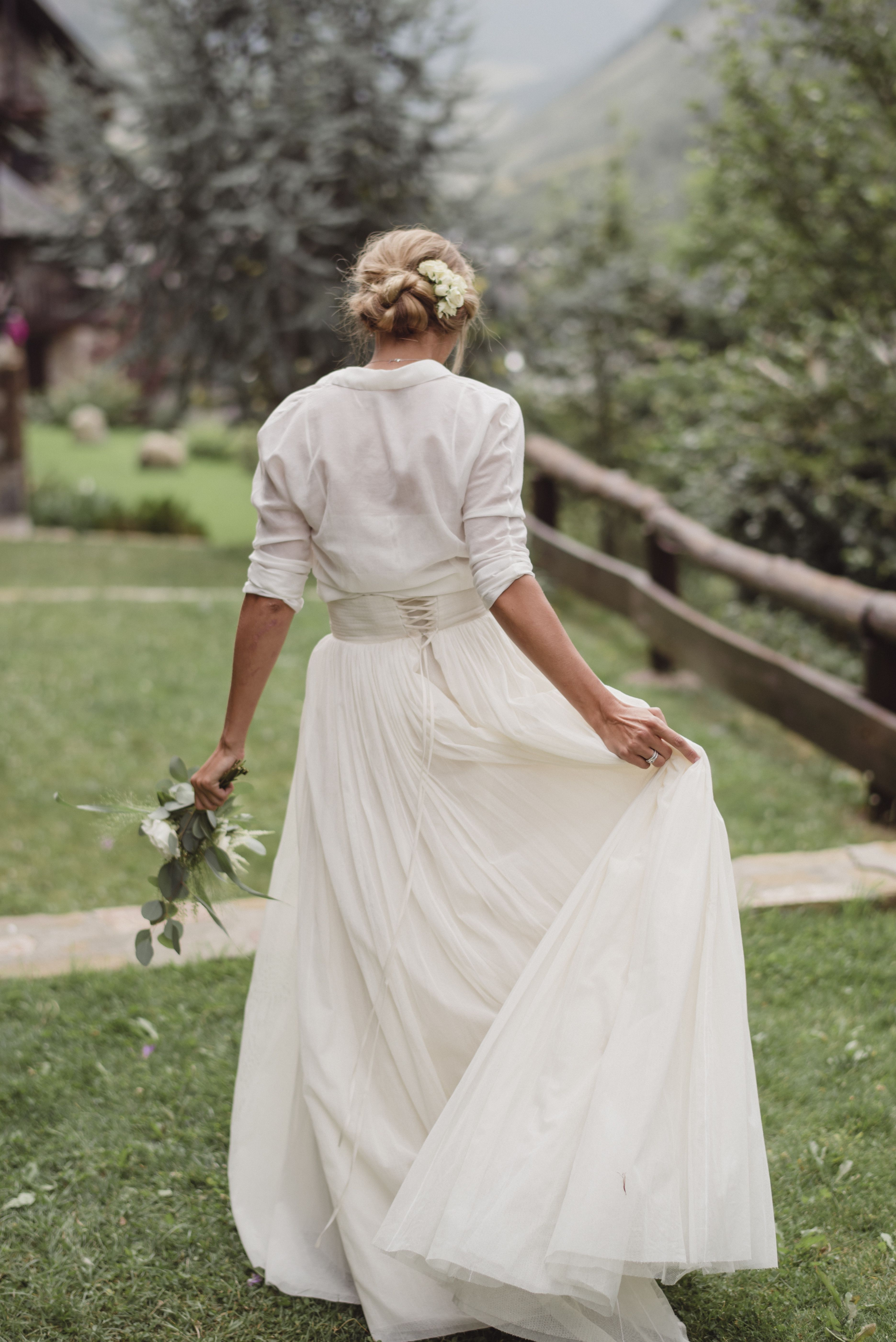 Carla using a cortana bridal collection dress thank you for sharing