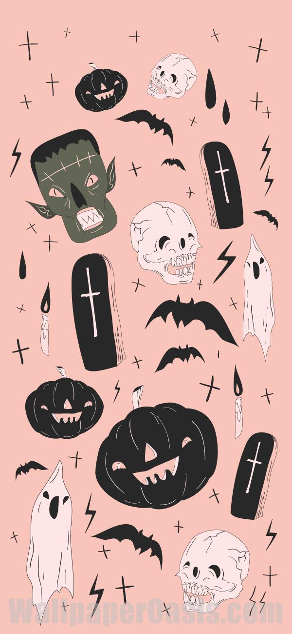 #halloweenbackgroundswallpapers
