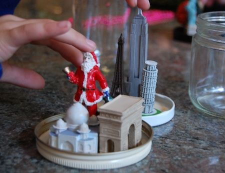 Snow Globes Diy Snow Globe Snow Globes Diy Craft Projects