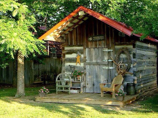 an old smokehouse in murphin ridge in west union ohio id like