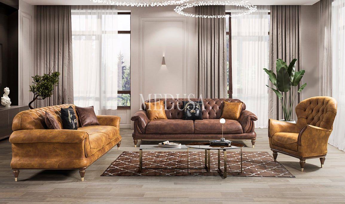 Pera Koltuk Takimi Medusa Home Oturma Odasi Dekorasyonu Mobilya Fikirleri Dekor