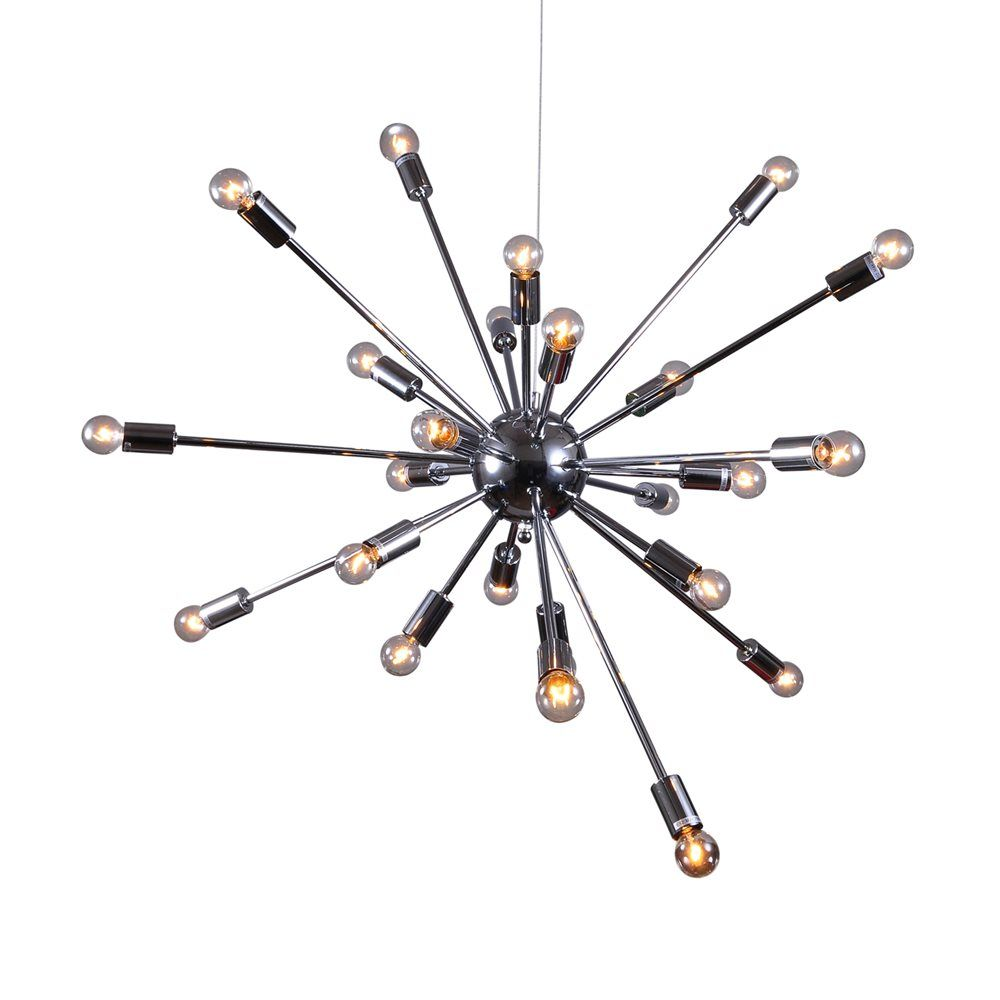 Bethel International Gl60 24 Light Gl Series Multi Arm Pendant Lowe S Canada