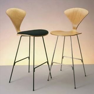 norman cherner stool cherner stools utilize the highest quality woods and veneers solid steel not tubular steel are used for the our metal bases