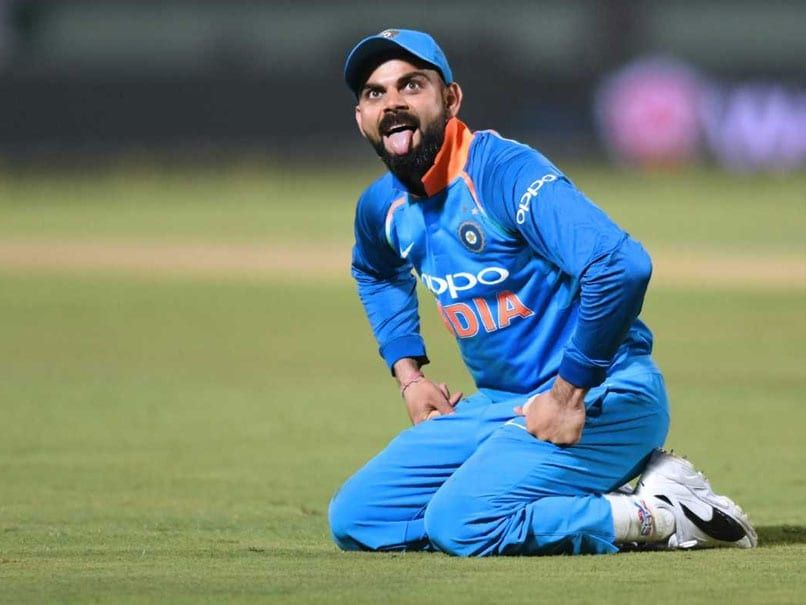 India Must Win 2019 Cricket World Cup Virat Kholi Said Cricket World Cup India Cricket Team World Cup